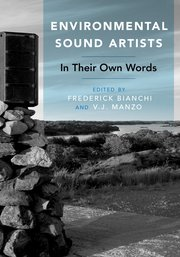 Environmental Sound Artists book cover